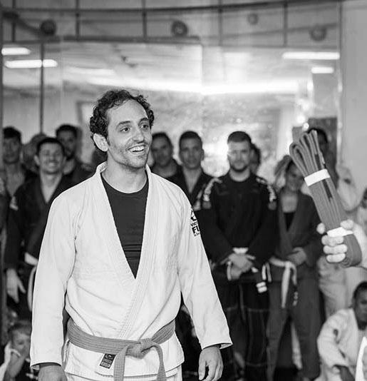 marketing y artes marciales Mario Jiménez